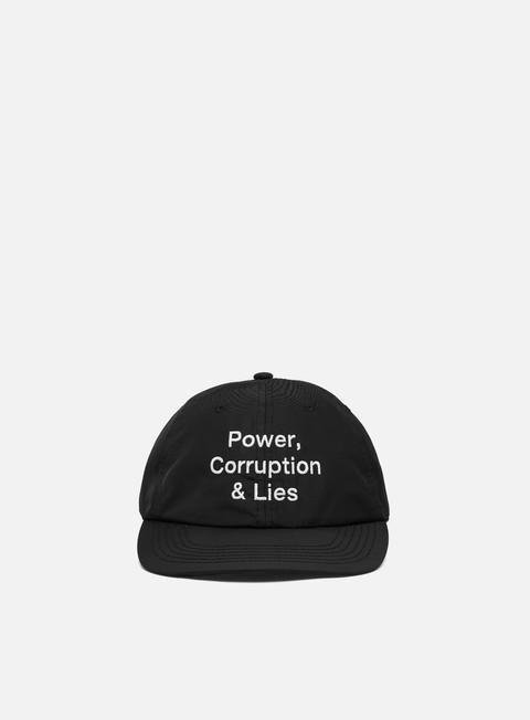 Brim caps Pleasures Power Polo Cap