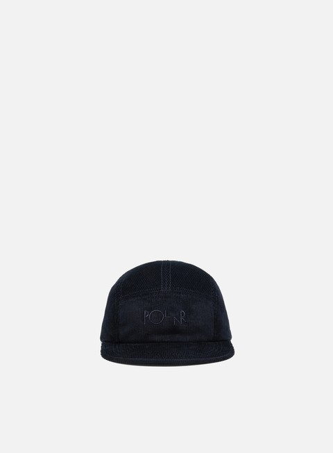 Cappellini 5 Panel Polar Skate Cord Speed Cap