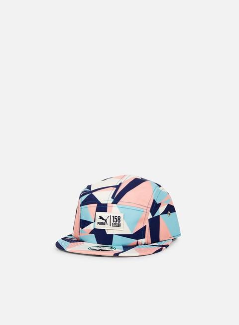cappellini puma alife cap peacoat geometric