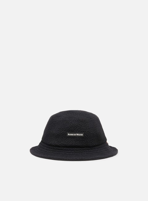 Outlet e Saldi Cappellini Bucket Raised by Wolves Polartec Bucket Hat