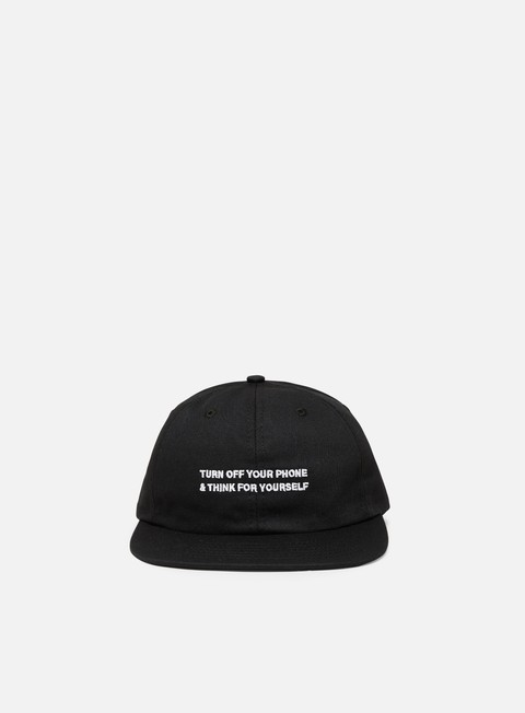 Cappellini Snapback Raised by Wolves Turn Off Dad Cap