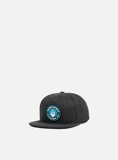 Rebel 8 - Beat It Snapback, Grey 1