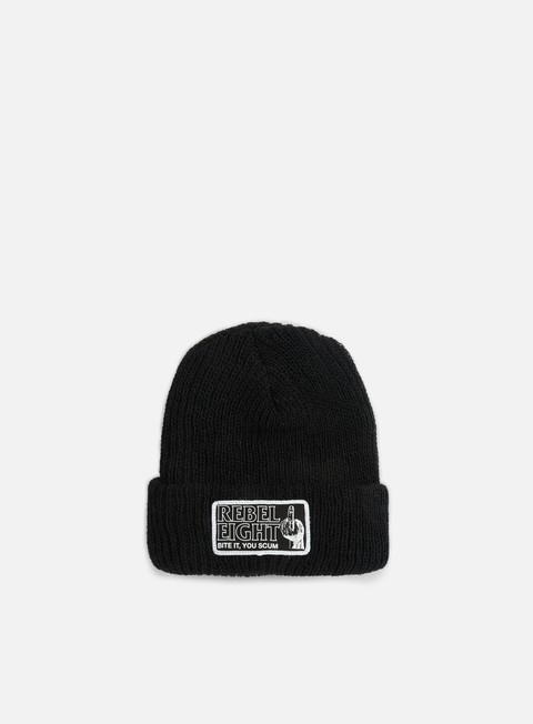 cappellini rebel 8 bite it beanie black