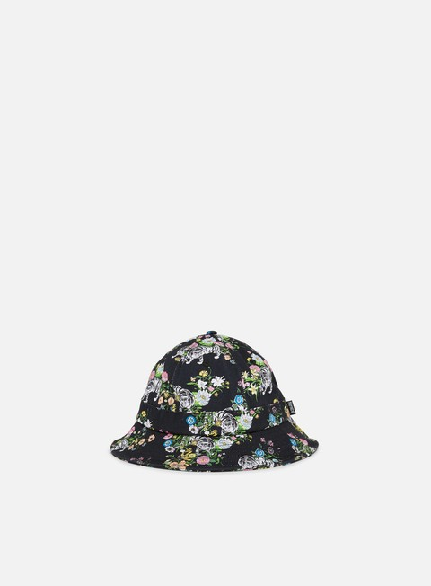Outlet e Saldi Cappellini Bucket Rip N Dip Blooming Nerm Cotton Twill Bucket Hat
