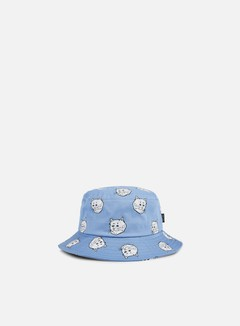 Rip N Dip - Cream Bucket Hat, Baby Blue 1