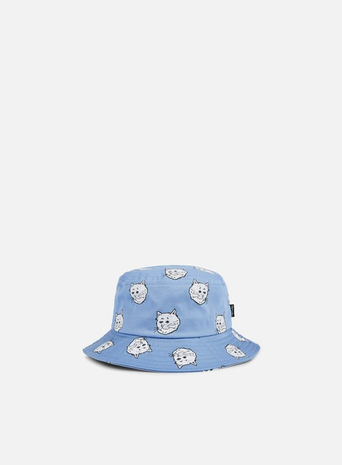 cappellini rip n dip cream bucket hat baby blue