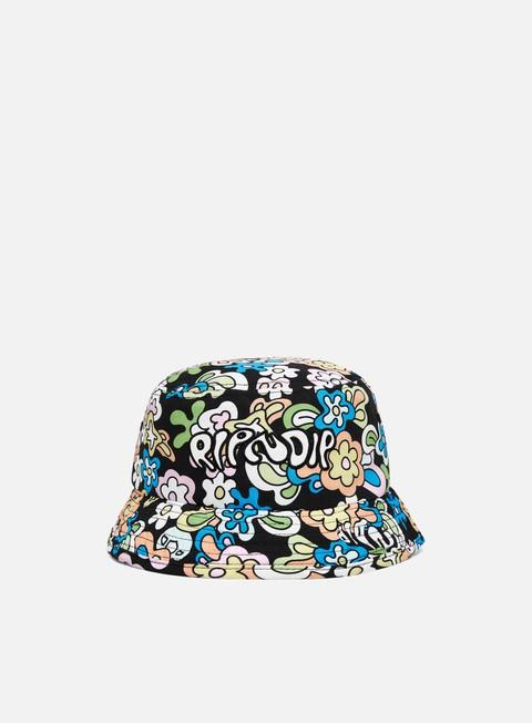 Rip N Dip Flower Child Cotton Bucket Hat