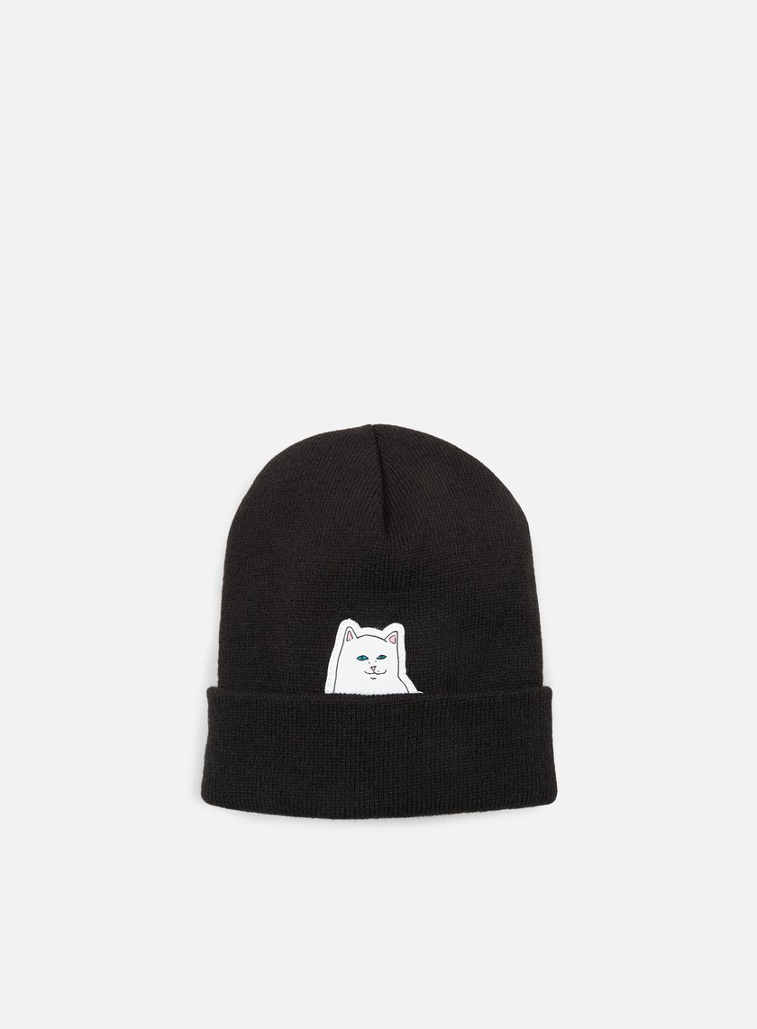 Rip N Dip - Lord Nermal Beanie, Black