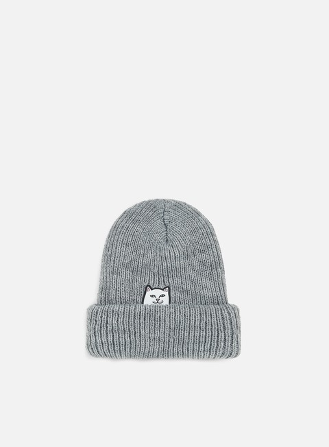 Sale Outlet Beanies Rip N Dip Lord Nermal Knit Beanie
