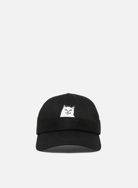 Outlet e Saldi Cappellini con visiera Rip N Dip Lord Nermal Pocket 6 Panel Hat