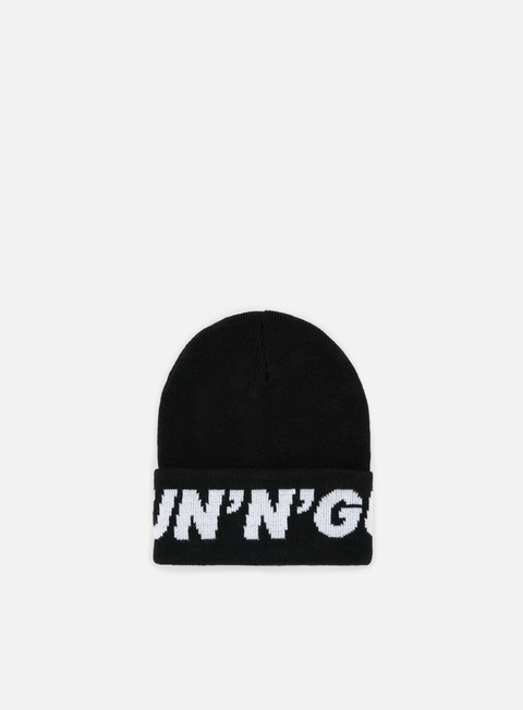 Sale Outlet Beanies Run'N'Gun Logo Beanie