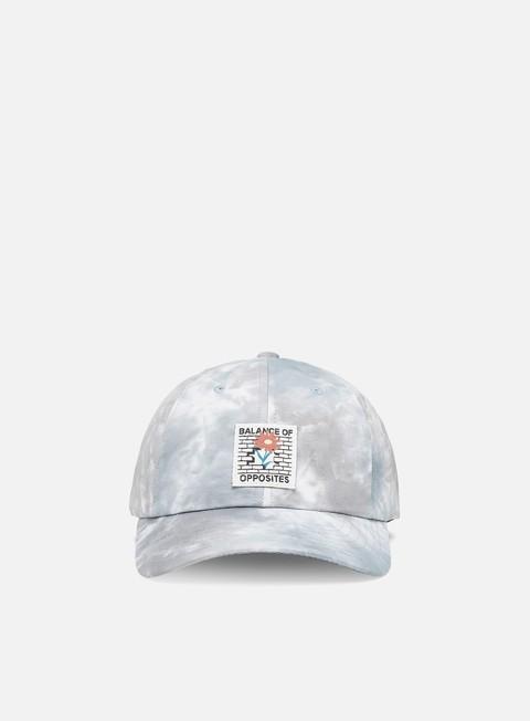 Curved Brim Caps Rvca Balof Strapback