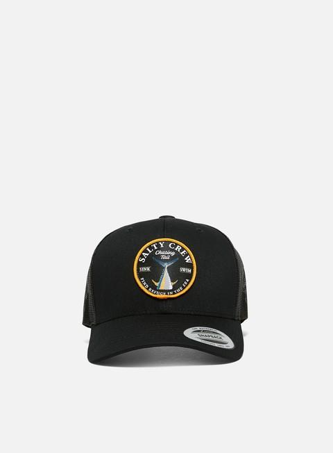 Salty Crew Bottom Dweller Retro Trucker Hat