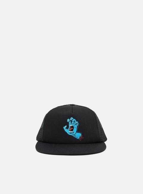 Snapback Caps Santa Cruz Classic Hand Mesh Cap
