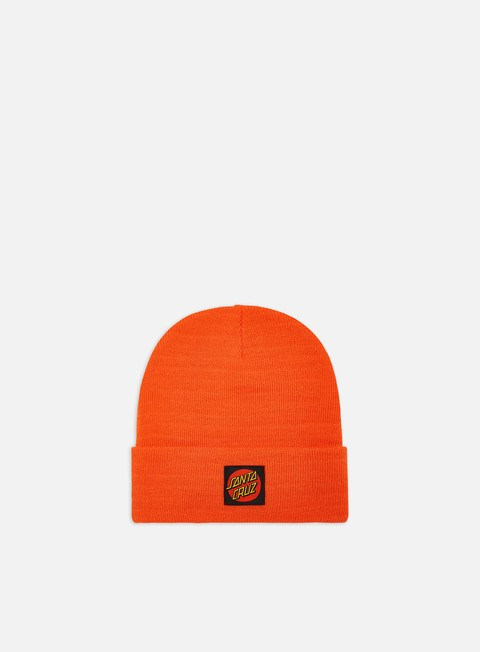 Outlet e Saldi Cuffie Santa Cruz Classic Label Dot Beanie