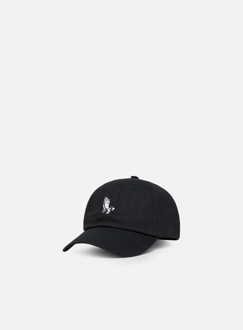cappellini santa cruz jj pray cap black