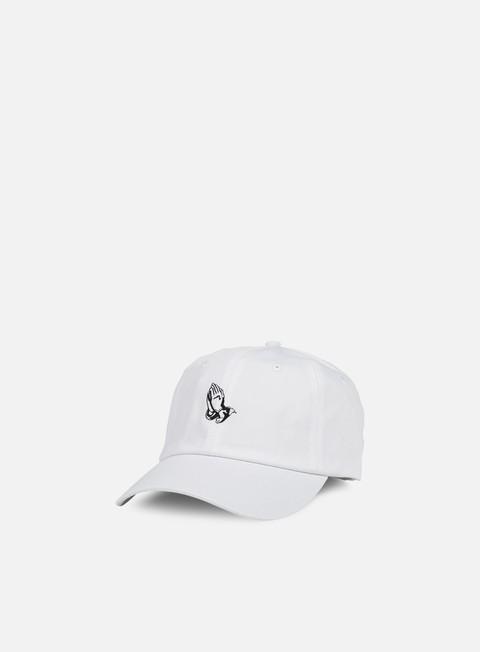 cappellini santa cruz jj pray strapback white