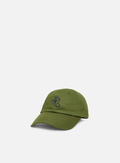 Snapback Caps Santa Cruz Outline Hand Cap