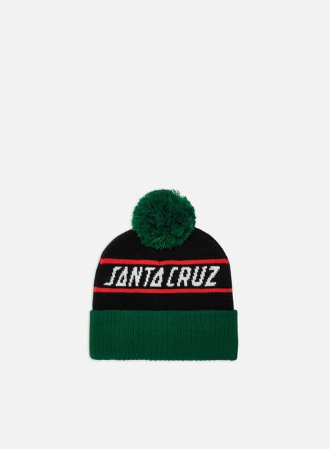 Santa Cruz Strip Stripe Beanie