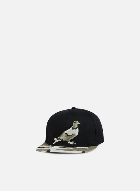 Outlet e Saldi Cappellini Snapback Staple Ambush Pigeon Snapback