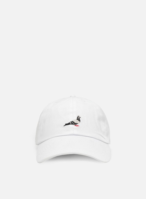 Curved Brim Caps Staple Pigeon Dad Cap