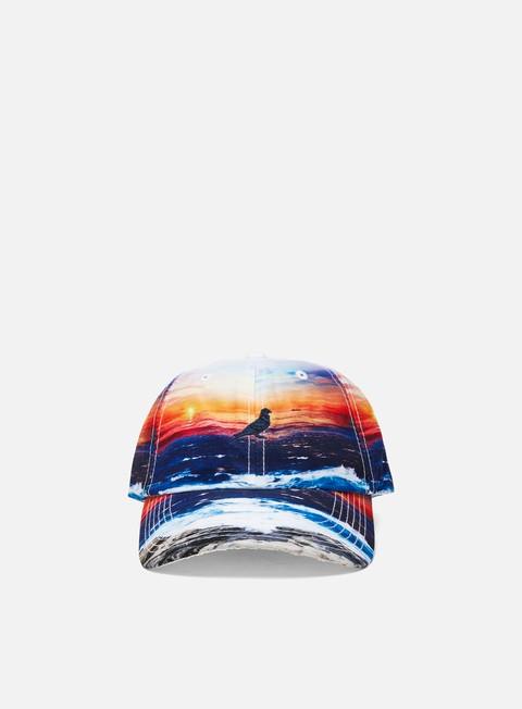 Cappellini con visiera Staple Sunset Dad Cap