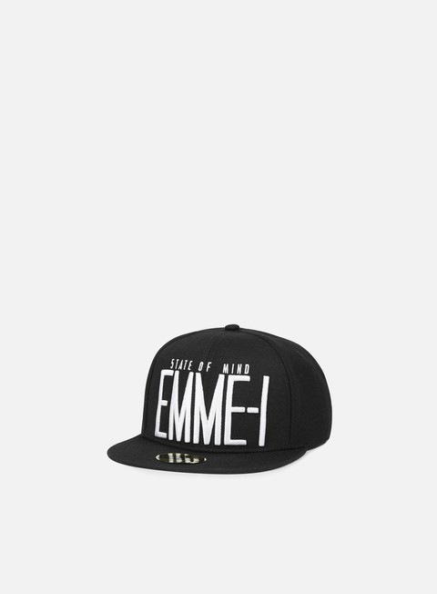 cappellini state of mind emme i celebration ii snapback black