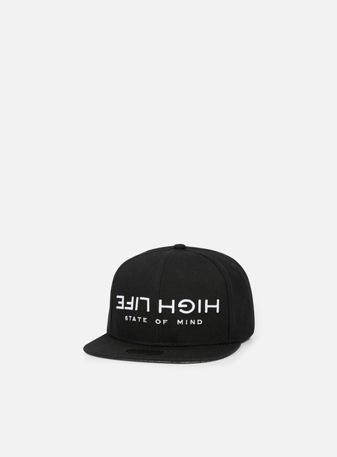 cappellini state of mind high life snapback black