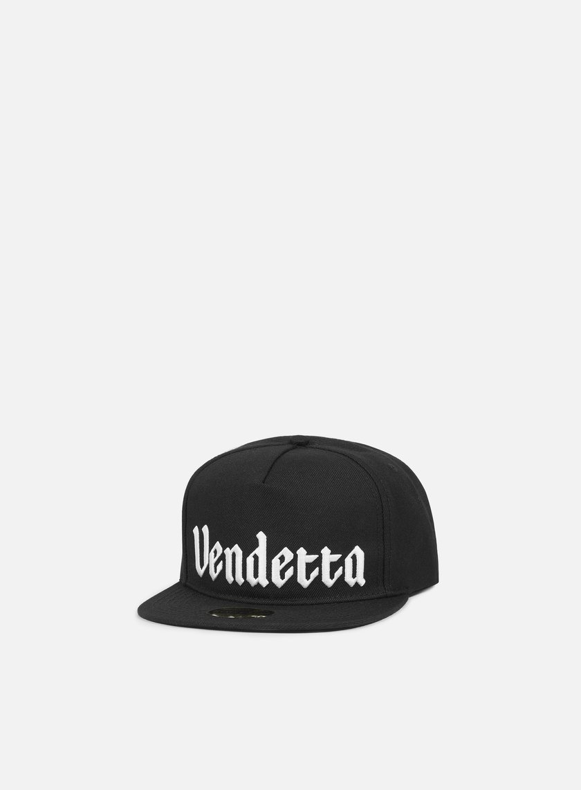 State Of Mind - Vendetta Snapback, Black