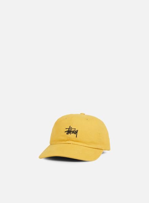 Cappellini Visiera Curva Stussy Basic Logo Low Pro Cap