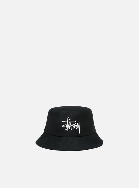 Cappellini Bucket Stussy Big Logo Bucket Hat