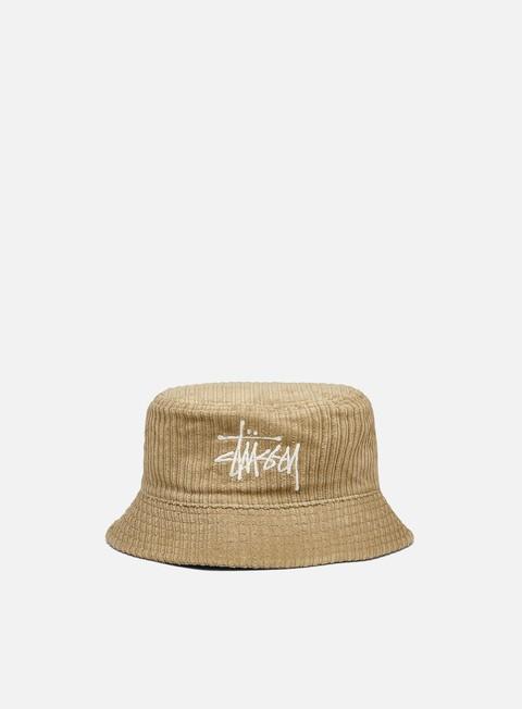 Bucket hat Stussy Corduroy Big Basic Bucket Hat