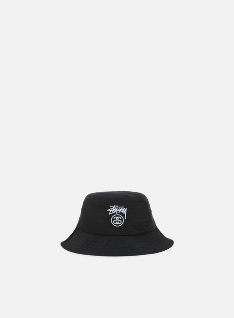 cappellini stussy crushable stock lock bucket black