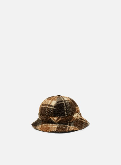 Bucket Hat Stussy Sherpa Fleece Bell Bucket Hat