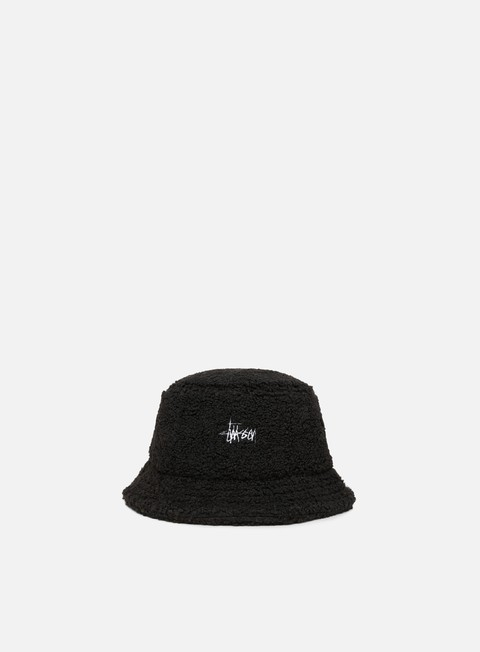 Cappellini Bucket Stussy Sherpa Fleece Bucket Hat