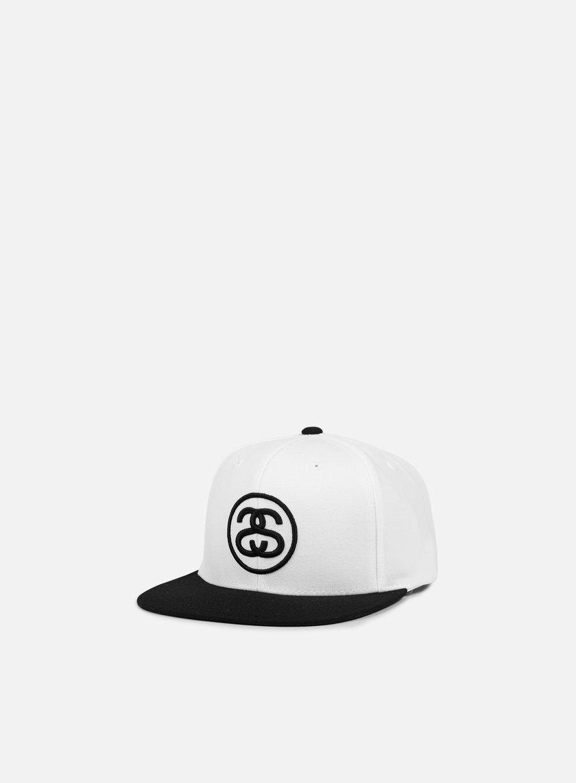 7687cca45727eb STUSSY SS Link Snapback € 39 Snapback Caps | Graffitishop