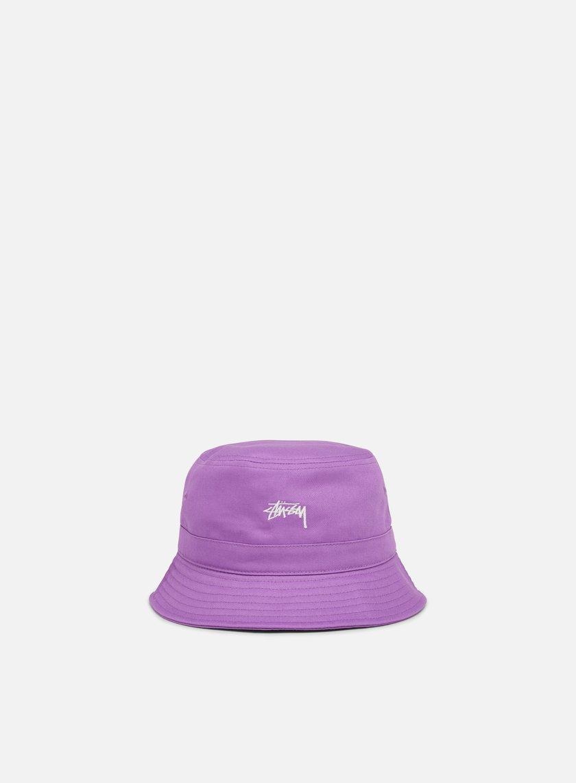 Stussy Stock Band Bucket Hat