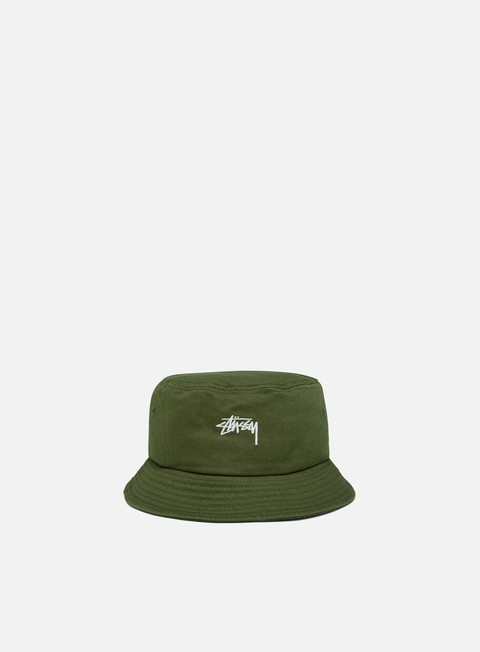 Cappellini Bucket Stussy Stock Bucket Hat
