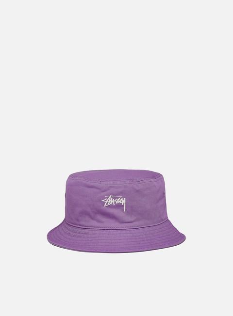Cappellini bucket Stussy Stock Bucket Hat