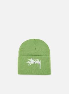 Stussy - Stock Cuff Beanie, Green