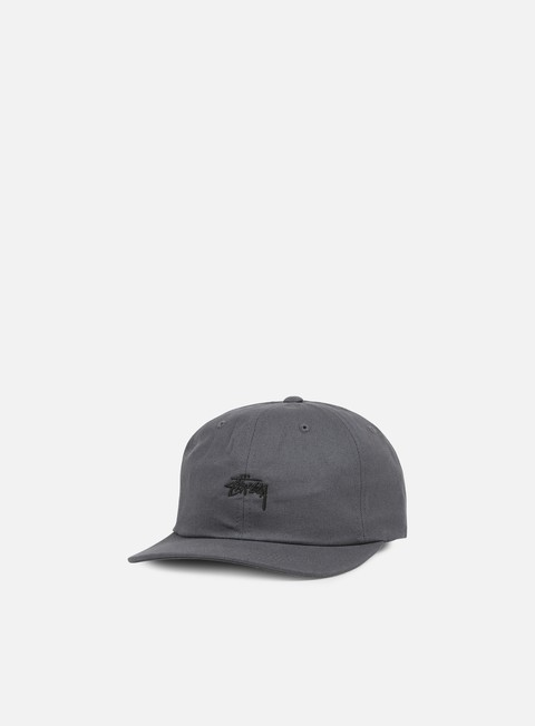 cappellini stussy stock low cap charcoal