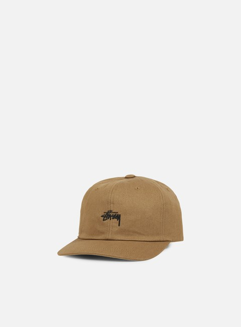 cappellini stussy stock low cap light brown