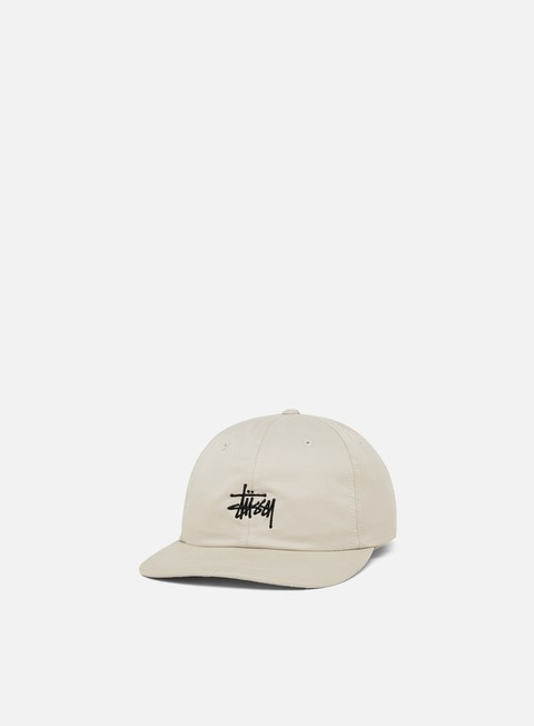 cappellini stussy stock low pro cap tan