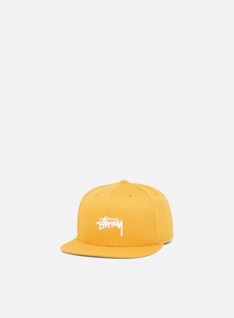 cappellini stussy stock su 18 snapback gold