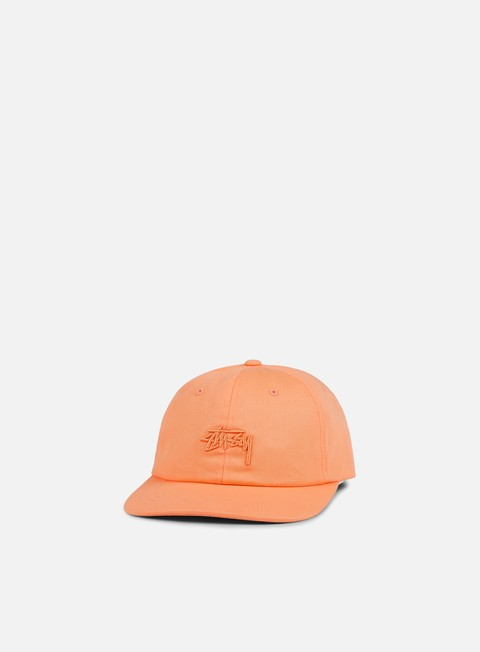 cappellini stussy tonal stock strapback pink