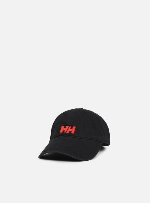 cappellini sweet sktbs x helly hansen sweet hh curved cap black