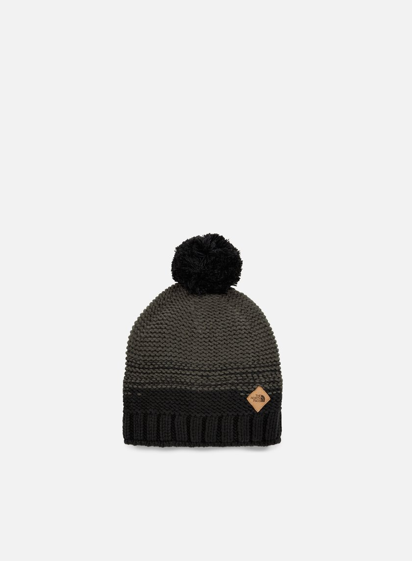 The North Face - Antlers Beanie, TNF Black