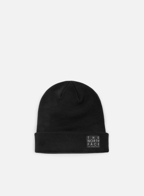 cappellini the north face dock worker beanie tnf black