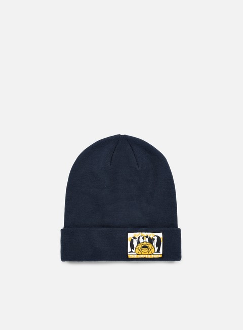 cappellini the north face dock worker beanie urban navy