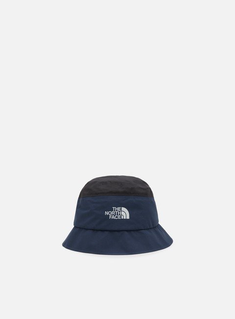 cappellini the north face gore tex bucket hat tnf black urban navy